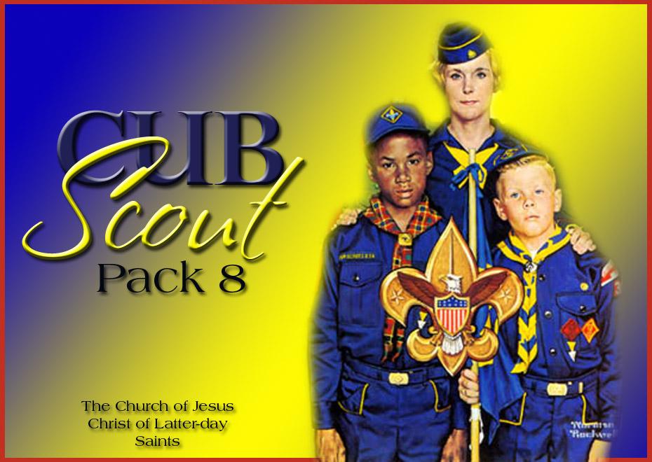 El Paso 1st Ward Cub Scouts