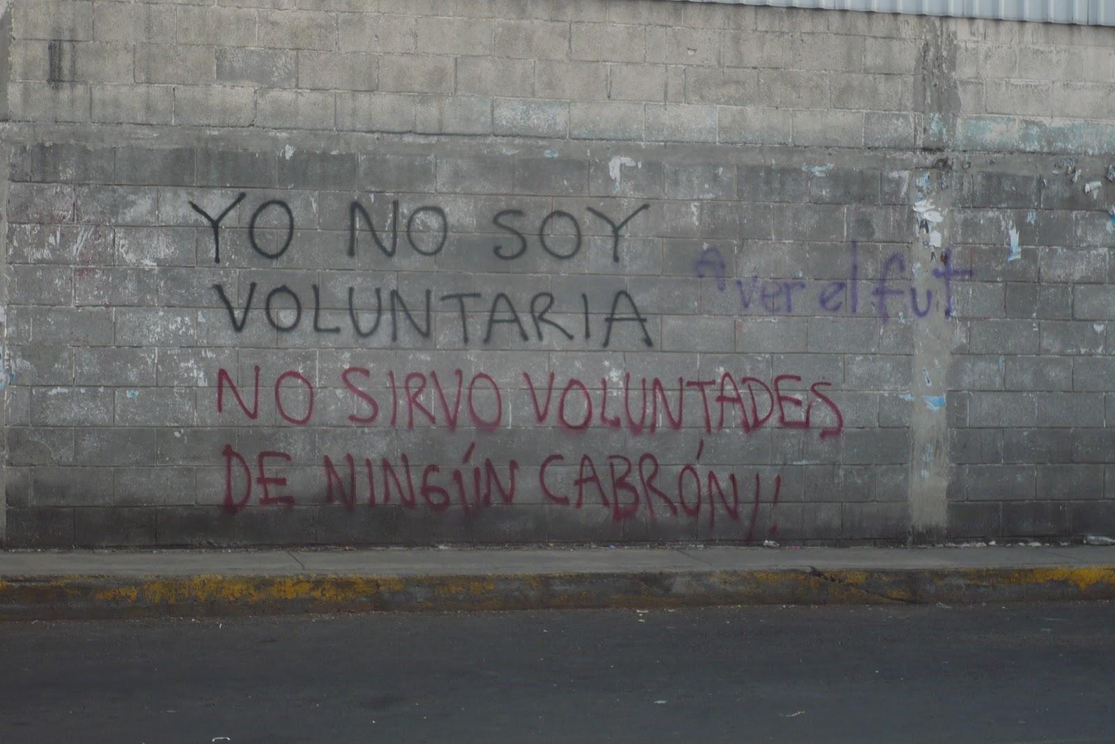 Intervención, vandalismo, arte?