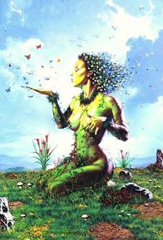 VIRGEM, a Deusa Mãe - clicar imagem