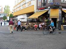una bonita convivencia la de peatones y bicicletas