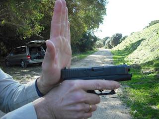 Mecanismos de SEguridad de un arma 30-01-10-i