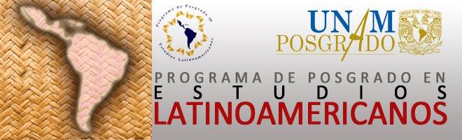 Posgrado Estudios Latinoamericanos