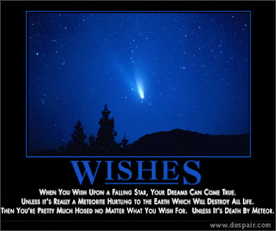 how to wish for something to come true