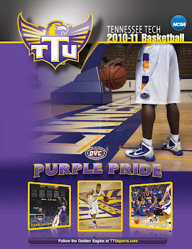 2010-11 Tennessee Tech Men's Basketball Media Guide