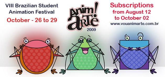 Anim!Arte - Brazilian Student Animation Festival