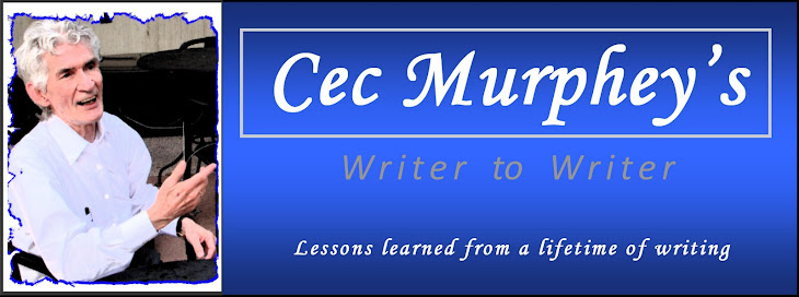 Cec Murphey&#39;s Writer to Writer