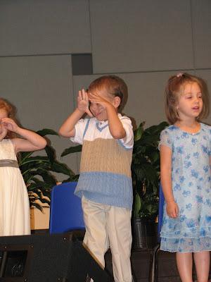 pre school graduation. Ephraim#39;s Preschool Graduation