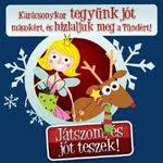 Karácsonyi Tündérhizlalda