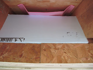 Wormmainea Work In The Attic Air Sealing And Insulating
