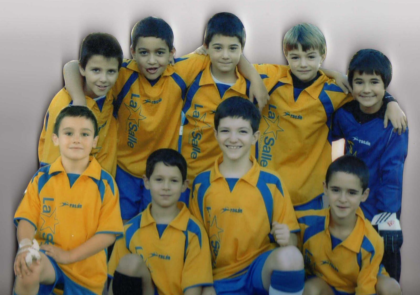 """La Salle """"A"""" Futbola"""
