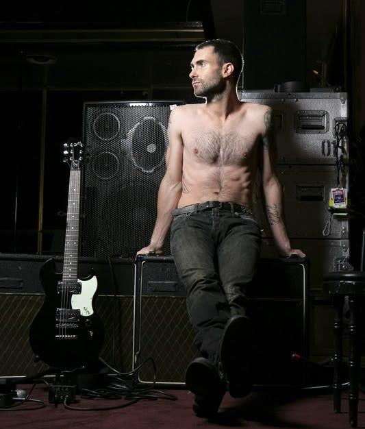 Adam Levine Nine Times