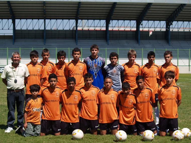 EQUIPO CAMPEON MUNICIPALES SUB 17 INTERNACIONAL FC