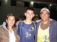 Edith, Airton y J. Enrique