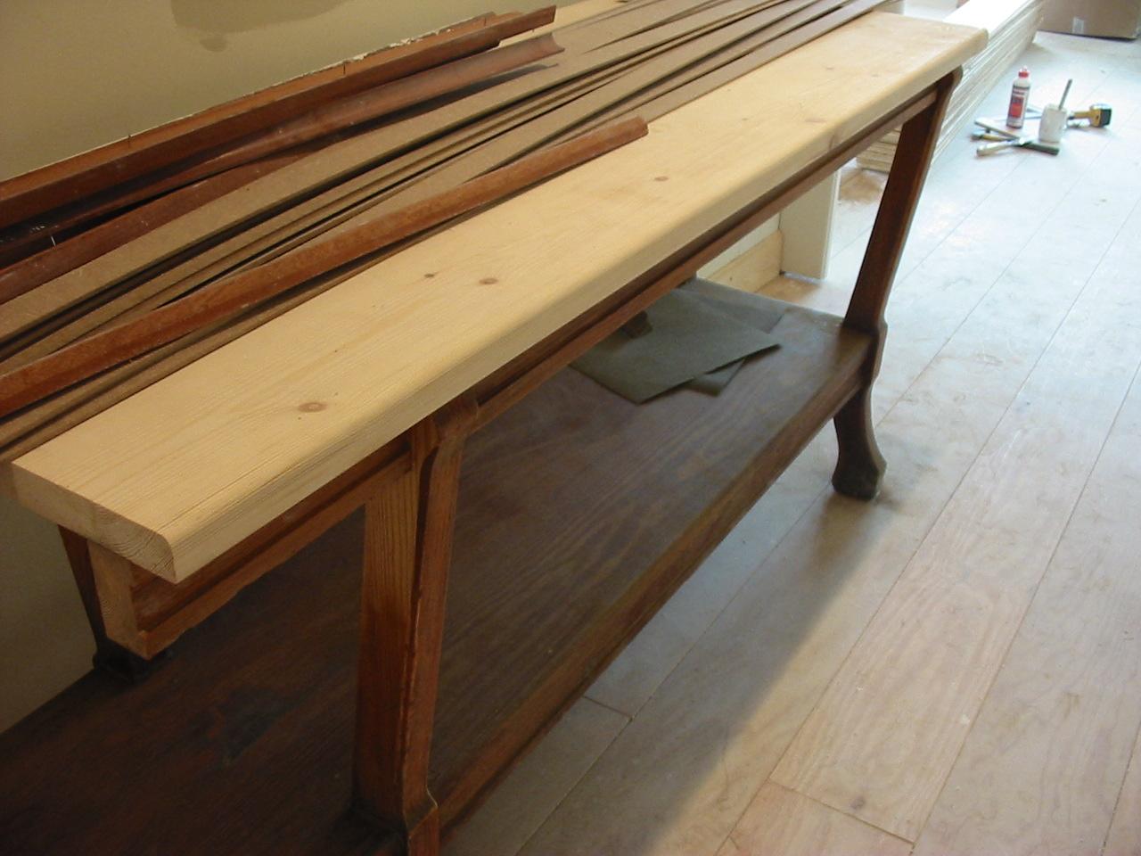 Atelier de meubles for Mueble viejo