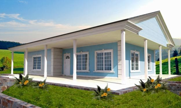 Casas prefabricadas madera viviendas melsur en la plata - Casas prefabricadas granada ...