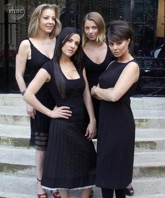 Fotos de los Protagonistas de las Telenovelas del 2007