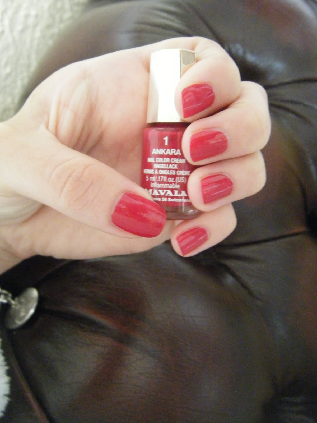 Are you a fan of Mavala polishes? What are your favourite shades?