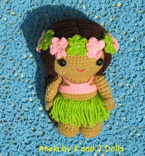 Free crochet patterns ~ Amigurumi crochet patterns ~ K and