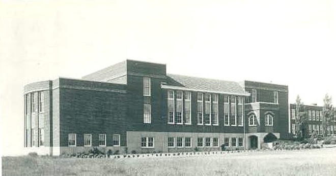 Our Alma Mater in the 1950's
