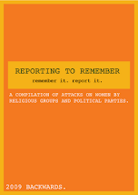 REPORTING TO REMEMBER : COLLABORATIVE RESEARCH PROJECT