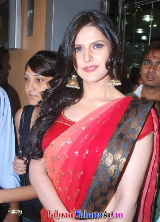 zarine khan bikini wallpapers. 2011 Zarine Khan hot ikini