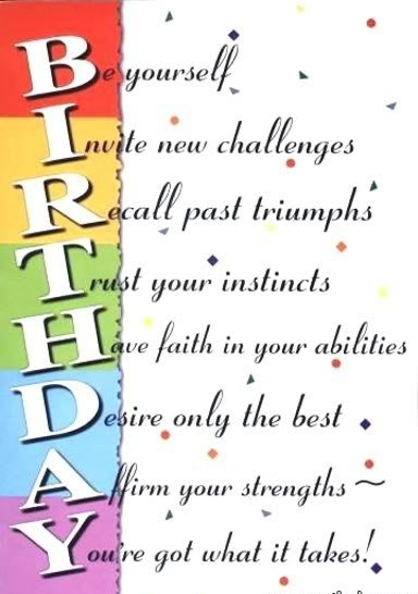a Special Birthday Greeting Cards Ideas Just For Birthday