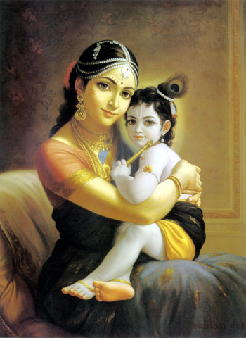 Baby Krishna Pictures Bal Krishna Yashoda Images
