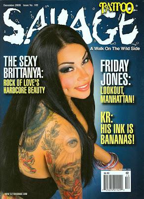 Tattoo gallery savage tattoo magazine for Best tattoo magazine