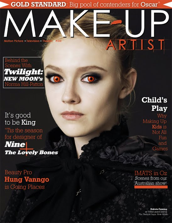 Magazine is a great review on the new Temptu AIRbrush Makeup System and