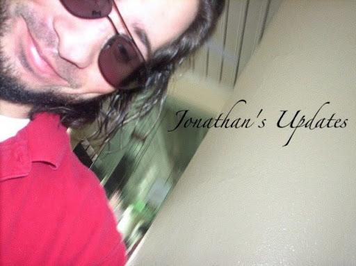 Jonathan's updates