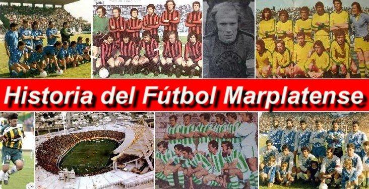 Historia del Futbol Marplatense
