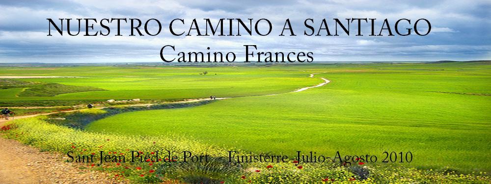 Nuestro Camino a Santiago
