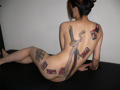 female tattoo gallery. Female tattoo designs What are