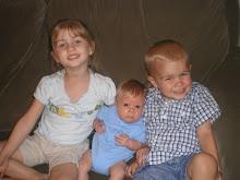 Liz, Carter and Josh