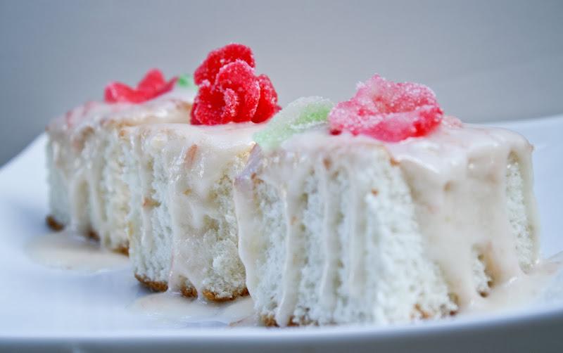 Gumdrop Cake With Cream Cheese
