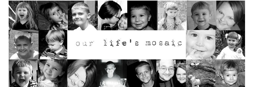 Our Life's Mosaic