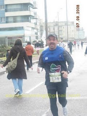 """Disfrutando"" 42K en P del Este"