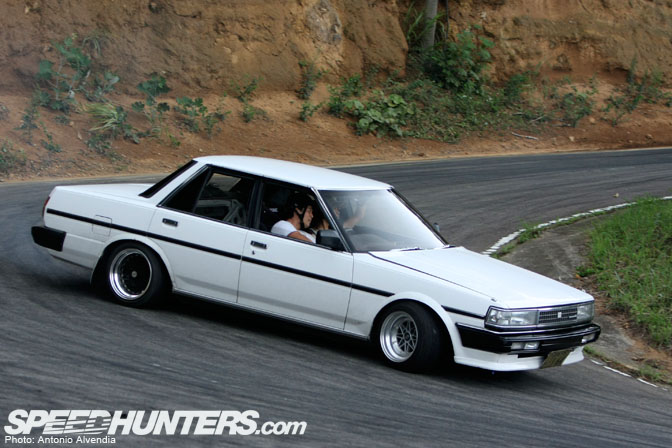 das auto among other things toyota cressida   most