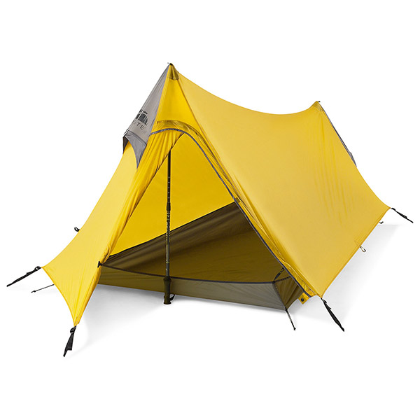 Trekking pole tent  sc 1 st  Reddit & Two person trekking pole style tent? Worried about taking poles in ...