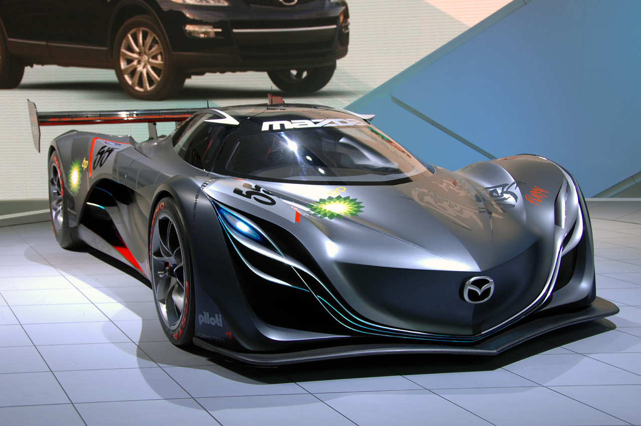 Tuning Fast Cars And Hot Babes The Amazing Mazda Furai