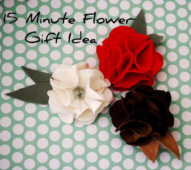 Handmade Leather Flower Tutorial by Infarrantly Creative