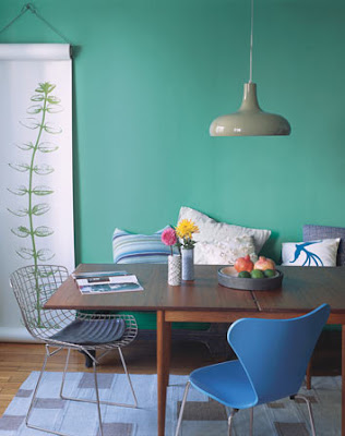 Como escolher as cores das paredes blog for Como e dining room em portugues