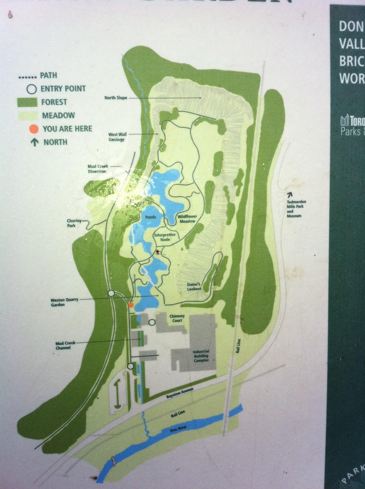 Don Valley Brickworks: Maps of Don Valley Brickworks Site ...