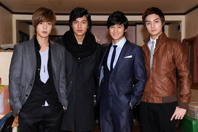 Boys Before Flowers Over