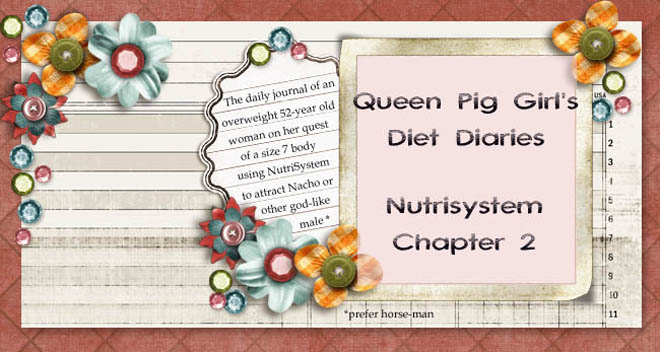 Queen Pig Girl's Diet Diaries