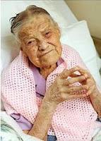virgina la 105 ani