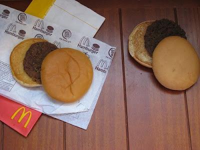 hamburger cu 12 vechime