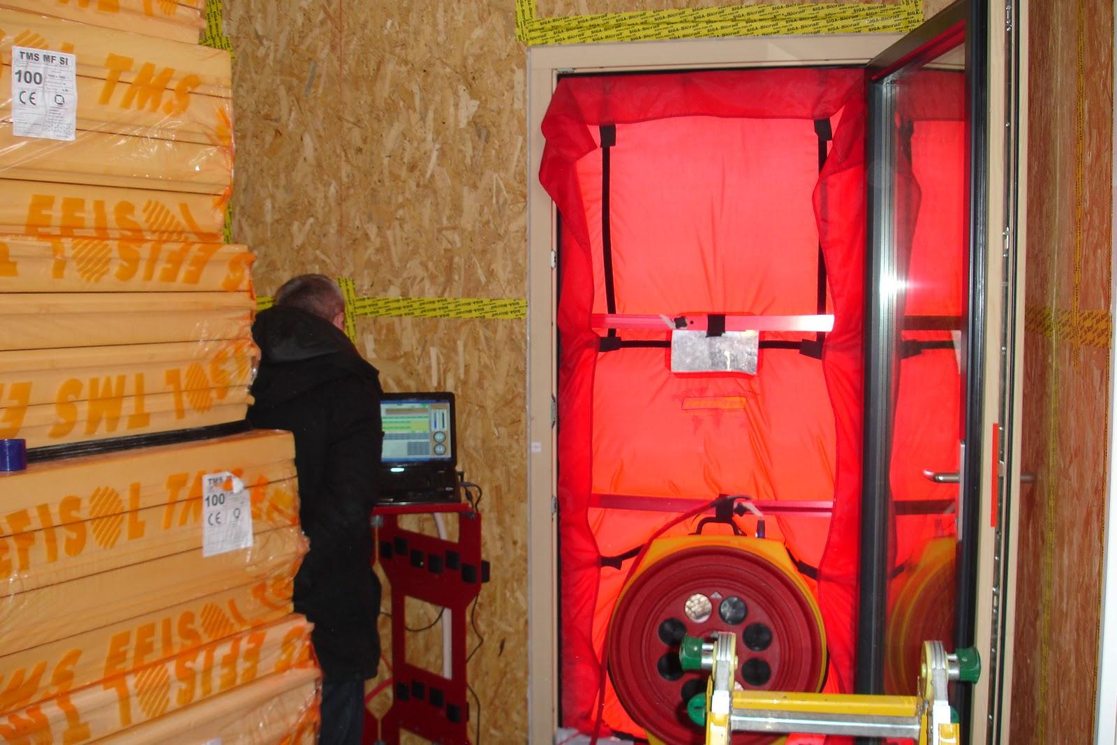 Etanche notre maison bois bio climatique passive for Maison etanche