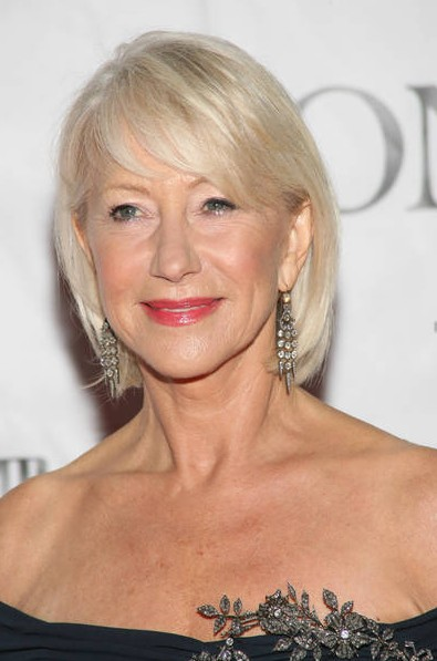 Helen Mirren Poses Nude @ 65