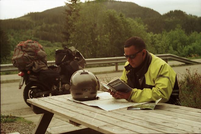 Πηγαίνοντας Nordkapp 1995